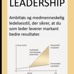 Human Leadership Selected