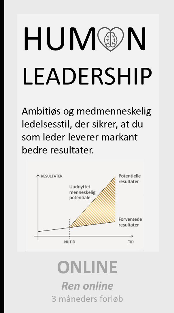 Human Leadership Online
